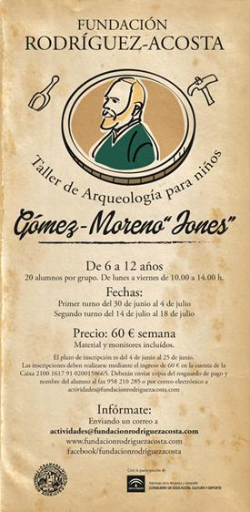 Gómez-Moreno jones