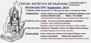 programa centro artístico