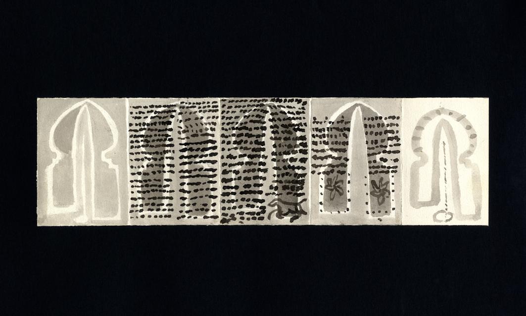 Maqueta Manuel Ángeles Ortiz (1974)