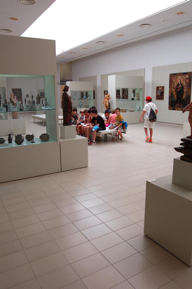 Taller de arqueología 4
