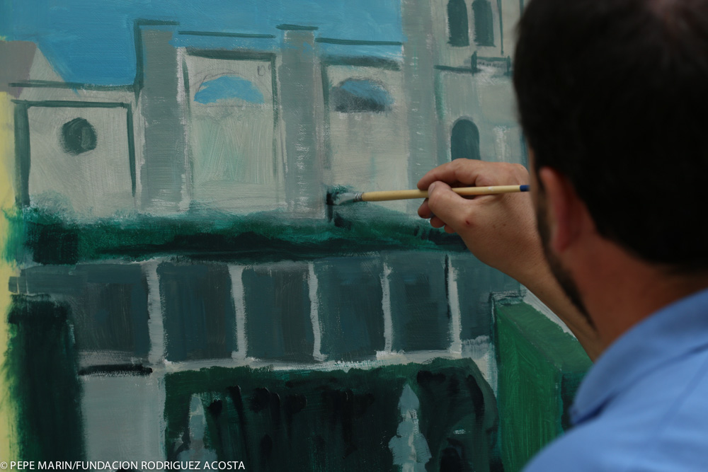 pintura fundacion fb 7745