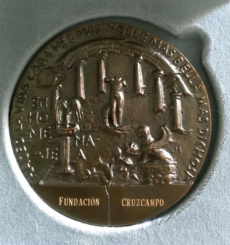 Medalla-Cruzcampo