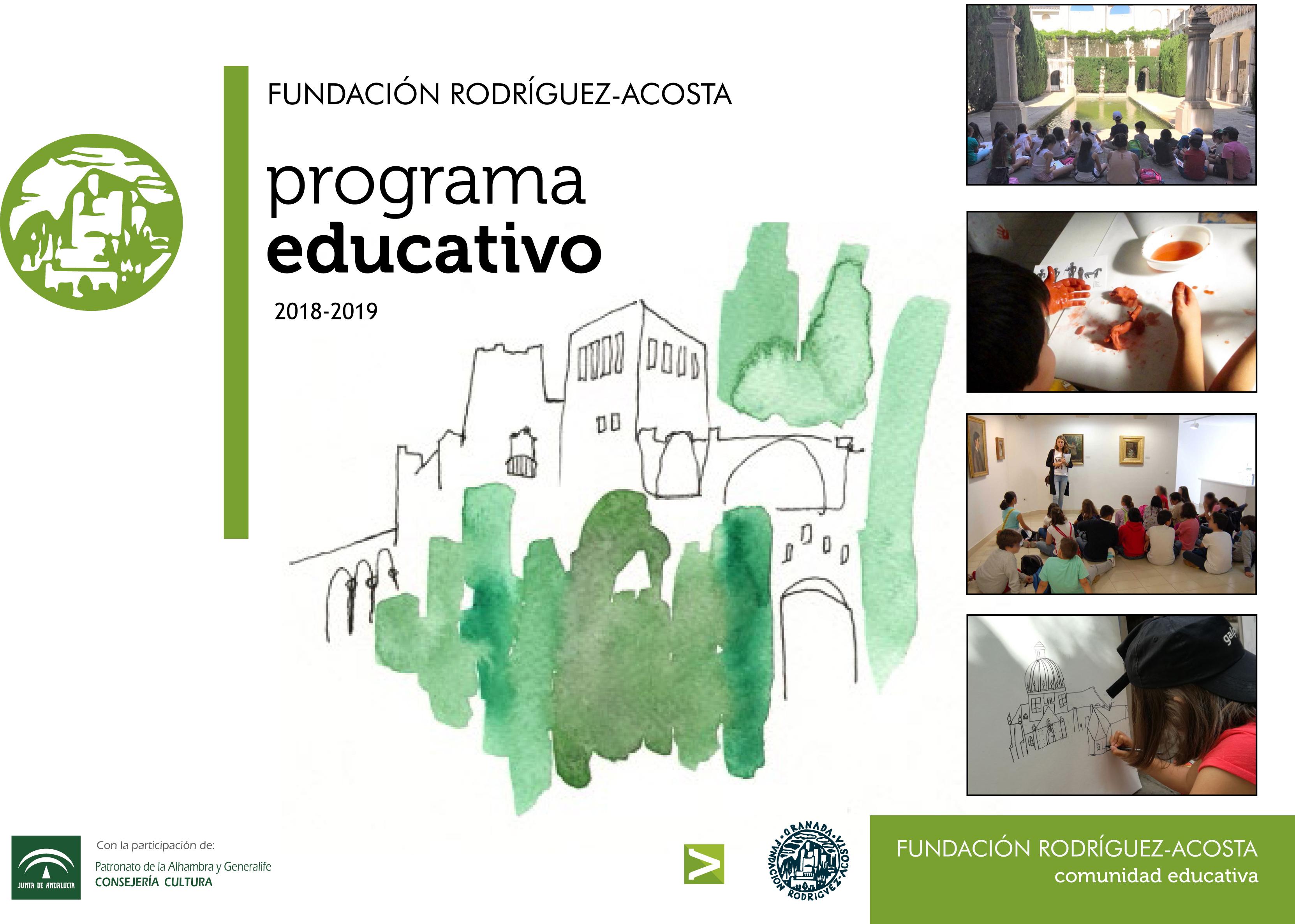 Programa Educativo_Fundación Rodríguez-Acosta 2018-19-1