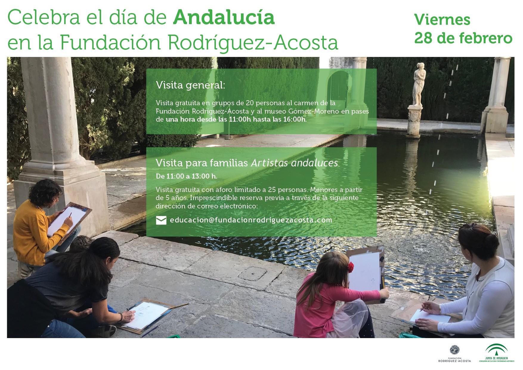 Fundación día de Andalucía 1