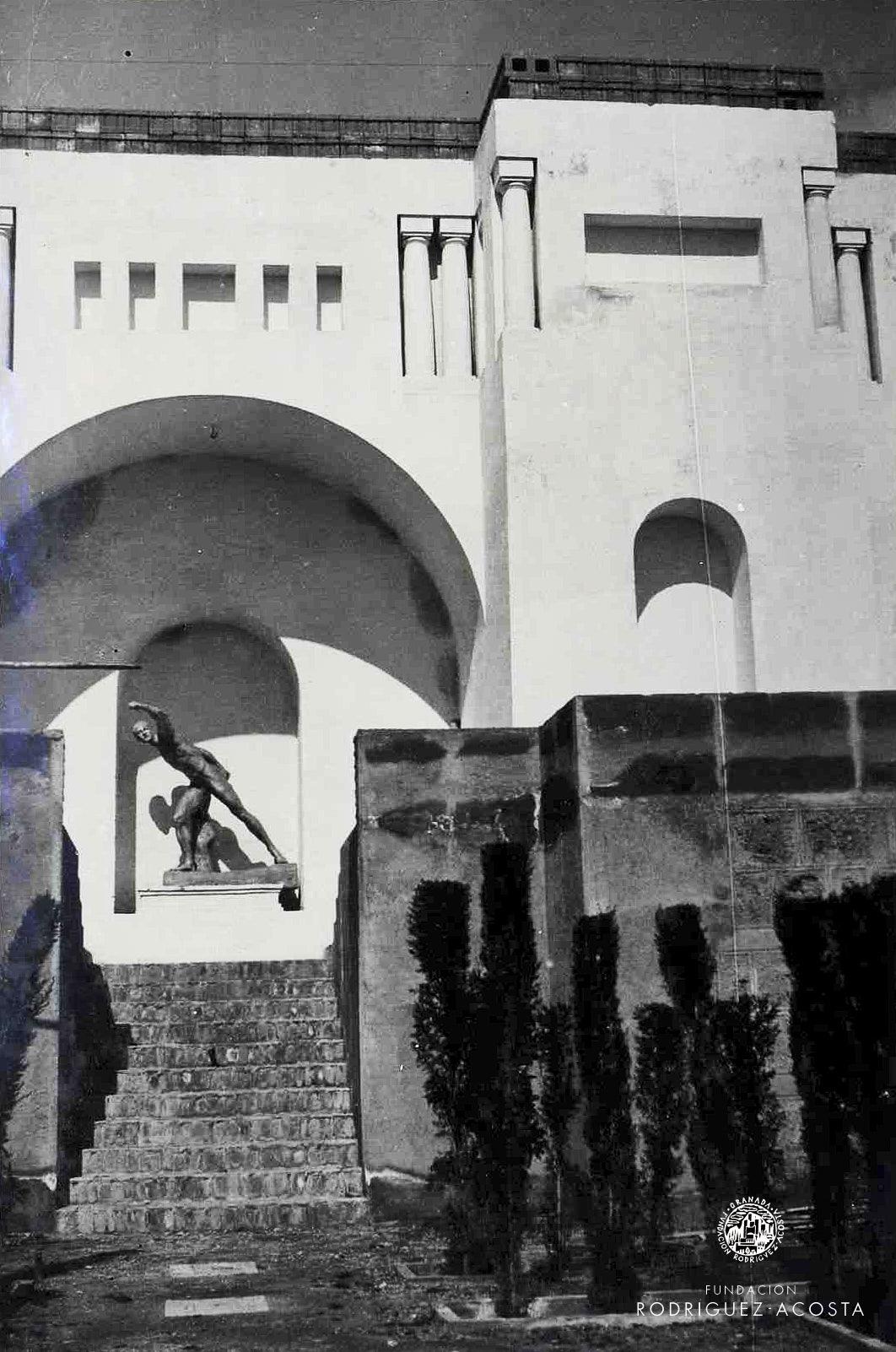 15 Escalera de baco MOD